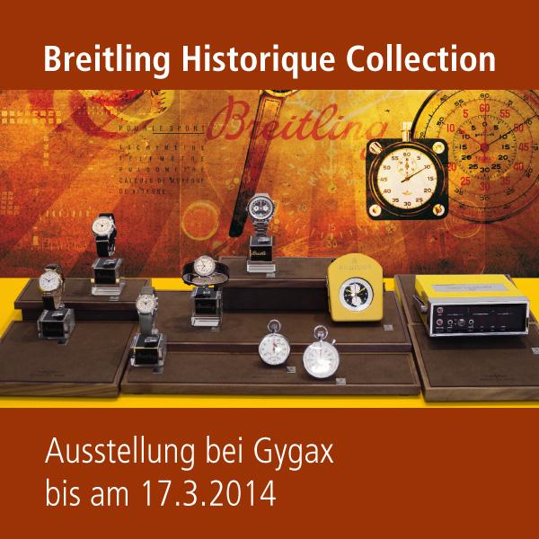 Breitling-Historique-Kollektion