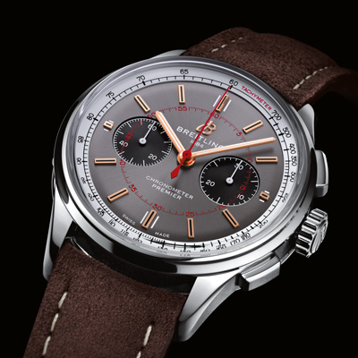 Breitling Premier Wheels and Waves Limitiertes Modell