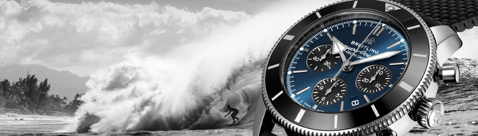Breitling Superocean Heritag Kollektion