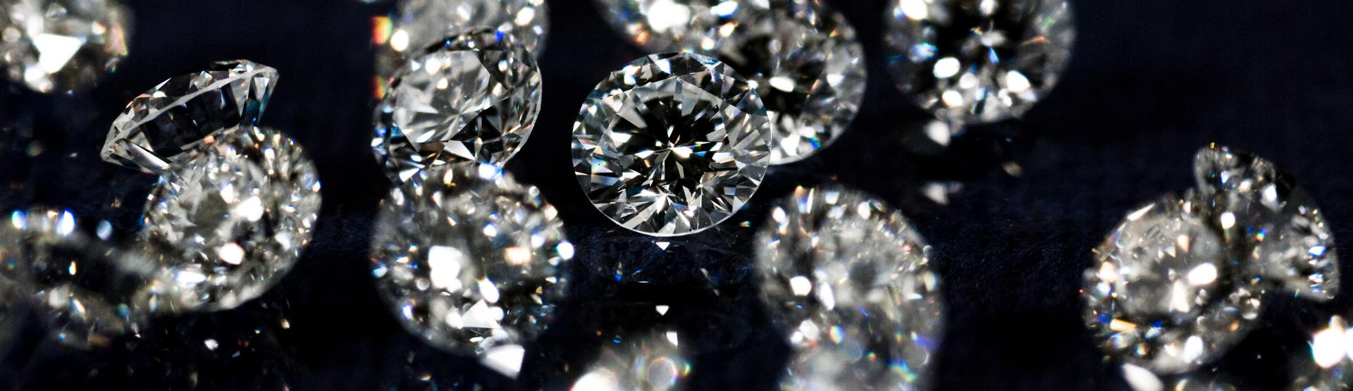 Diamanten von Juwelier Gygax Aarau